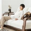 上質な座り心地とデザインの追及