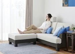 快適性を追求した座り心地