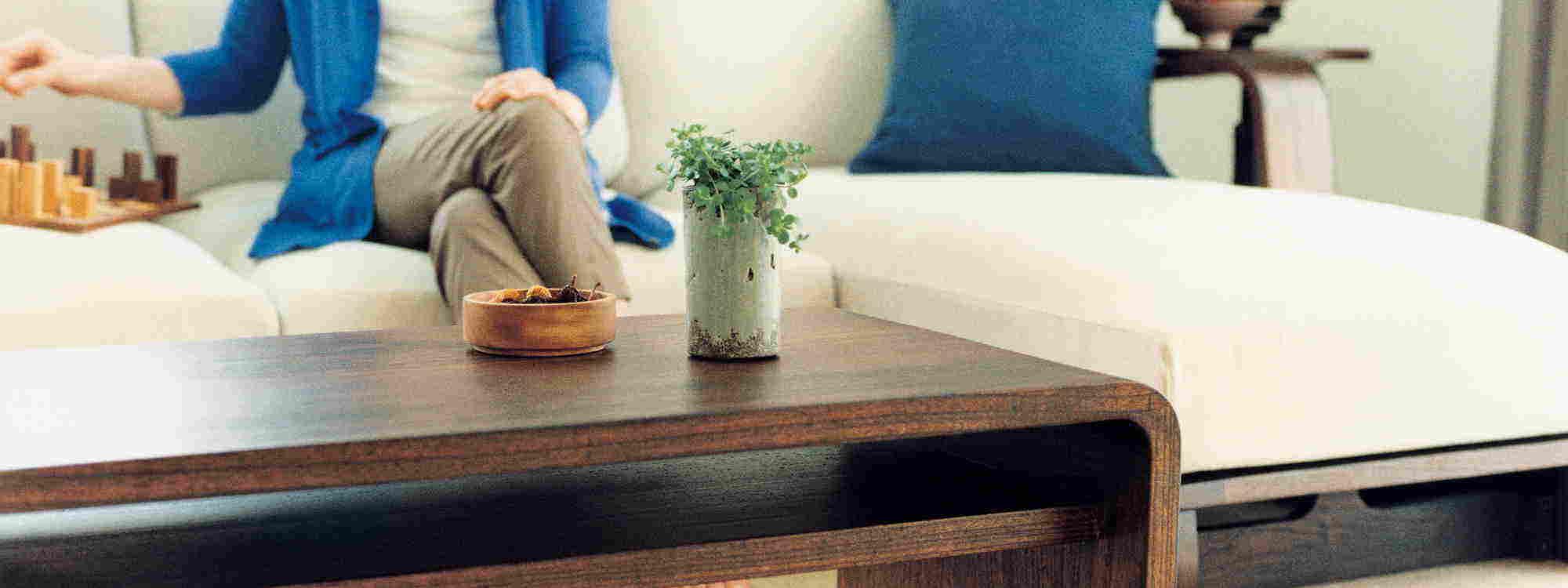 ローテーブル ~アジアン家具~