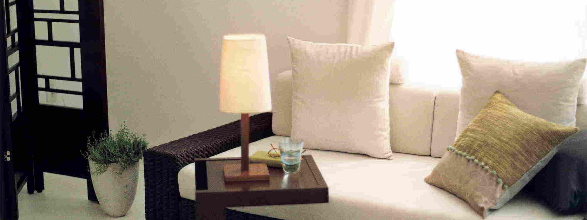テーブルランプ ~アジアン家具~