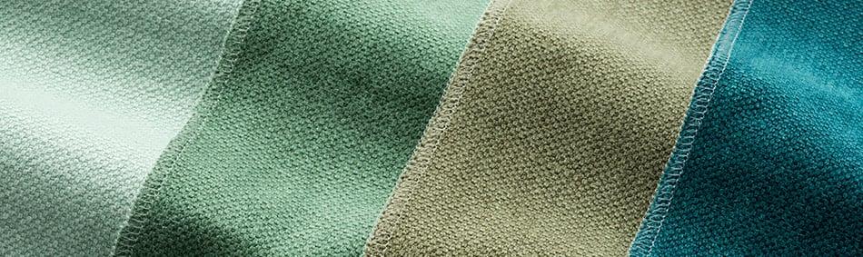スタイルカラー - フォレストグリーン・ガーデングリーン -