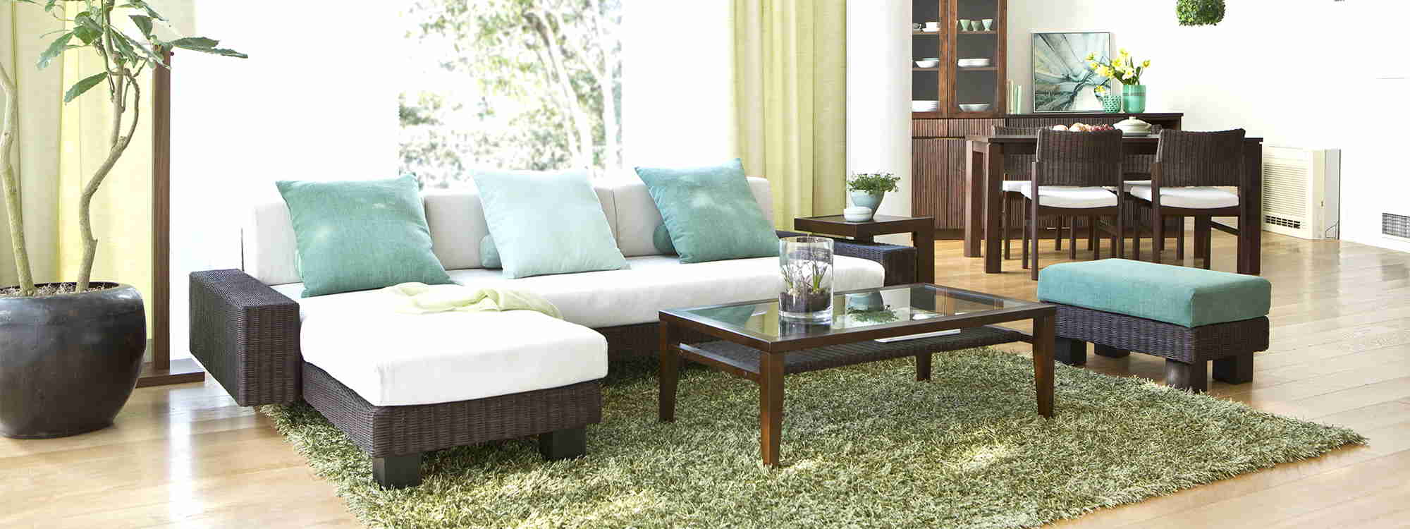 ガーデングリーン ~アジアン家具~