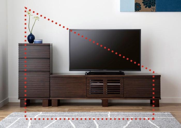 24 サイズ テレビ インチ