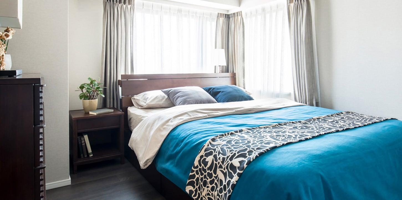 ベッドルーム・寝室のレイアウト例【6畳~12畳】