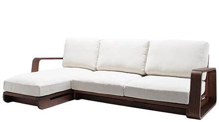 テン・ハイバックソファ v01 カウチセット