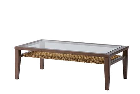 ケイ・ガラスローテーブル1000