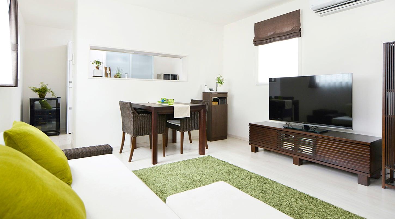 部屋の快適な家具配置とレイアウト例~1LDK・2LDK ・3LDK~ | a.flat ...