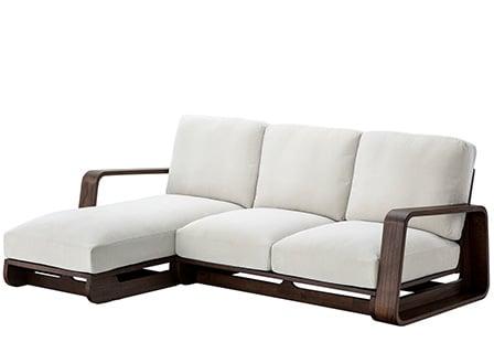 テン・ハイバックソファ v01カウチセット