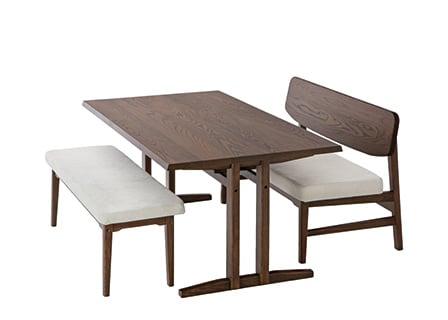 ローダイニングテーブル1500セット
