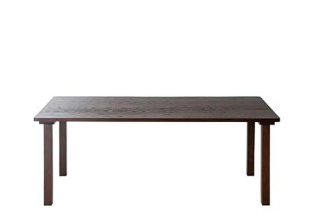 ムク・ダイニングテーブル1800