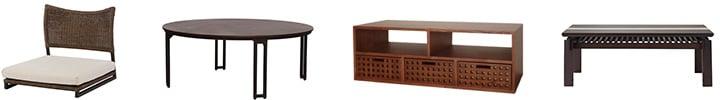 床座用家具