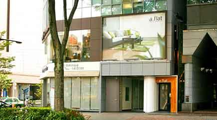 a.flat 新宿店
