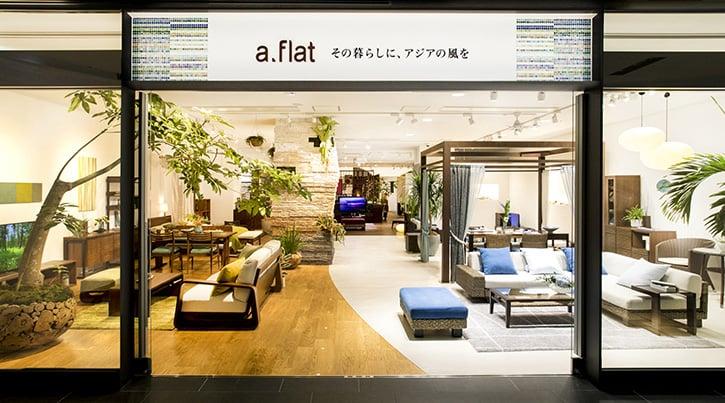 a.flat 大阪梅田店