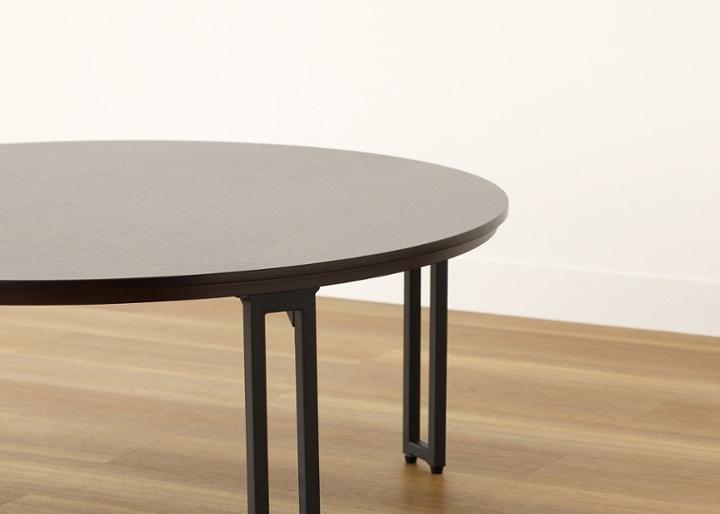 ラウンド・ローテーブル 900:画像16