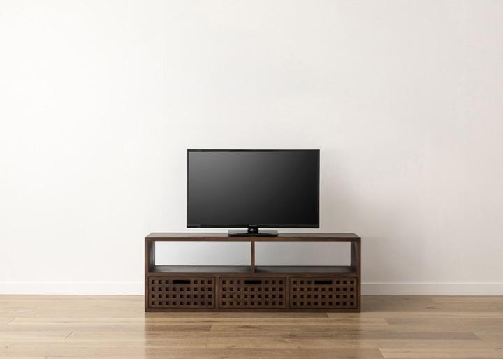 キューブ・テレビボード 1160 (GB):画像1