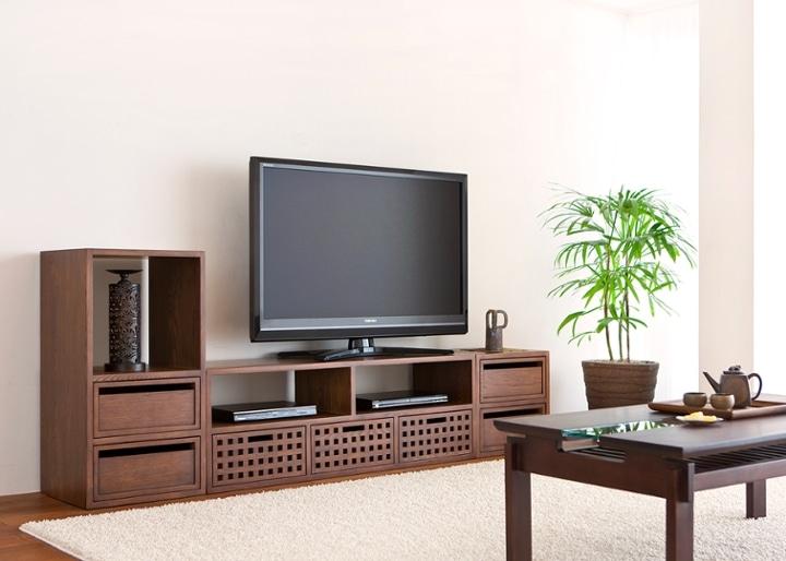 キューブ・テレビボード 1160 (GB):画像3