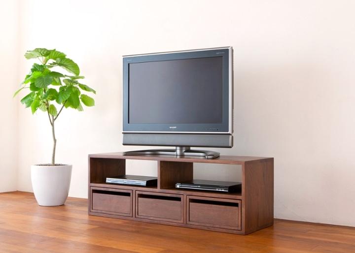 キューブ・テレビボード 1160 (GB):画像8