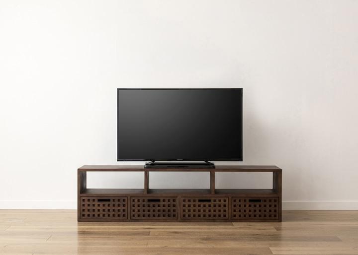 キューブ・テレビボード 1540 (GB):画像1