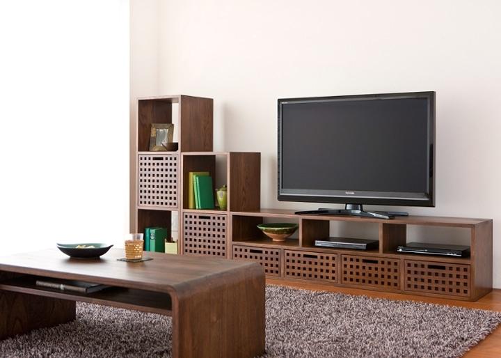 キューブ・テレビボード 1540 (GB):画像3