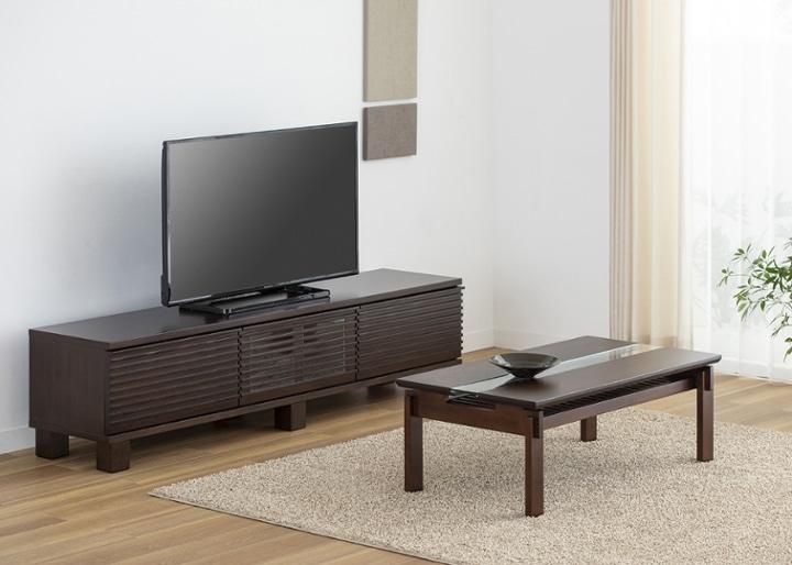 ルーバー・テレビボードv02 H:画像28