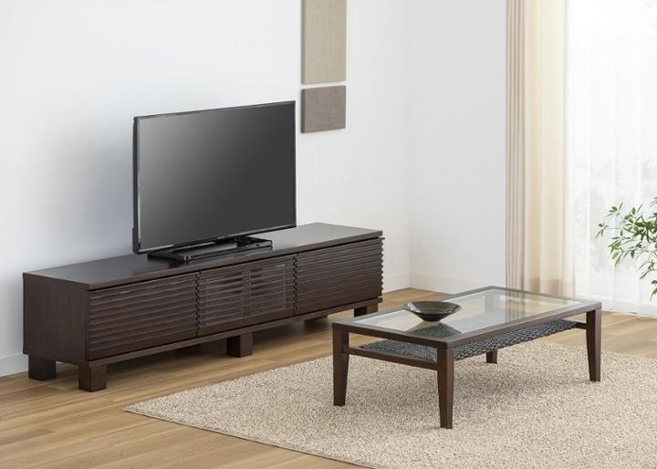 ルーバー・テレビボードv02 H:画像31