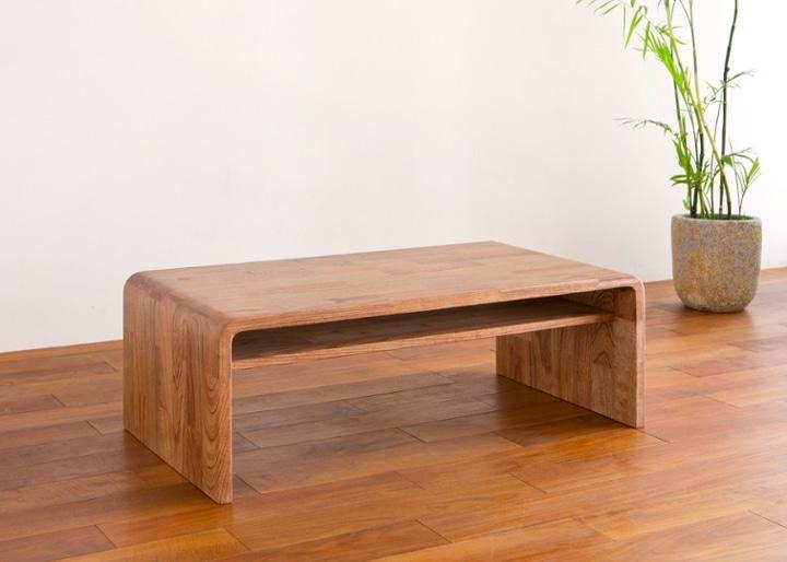 不二貿易 折りたたみ ローテーブルHH-8040NBR