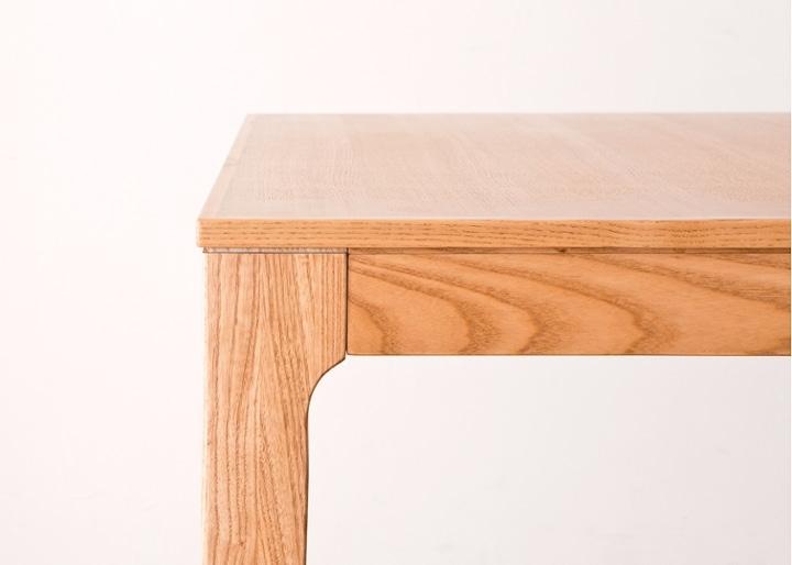 【販売終了】ココ・ダイニングテーブル 1500:画像12