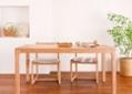 【販売終了】ココ・ダイニングテーブル 1500:画像6