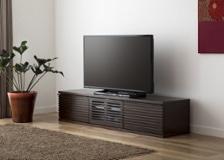 ルーバー・テレビボードv02 L