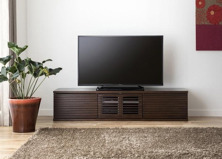 ルーバー・テレビボードv02 L:画像2