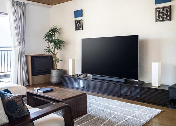 ルーバー・テレビボードv02 L:画像7