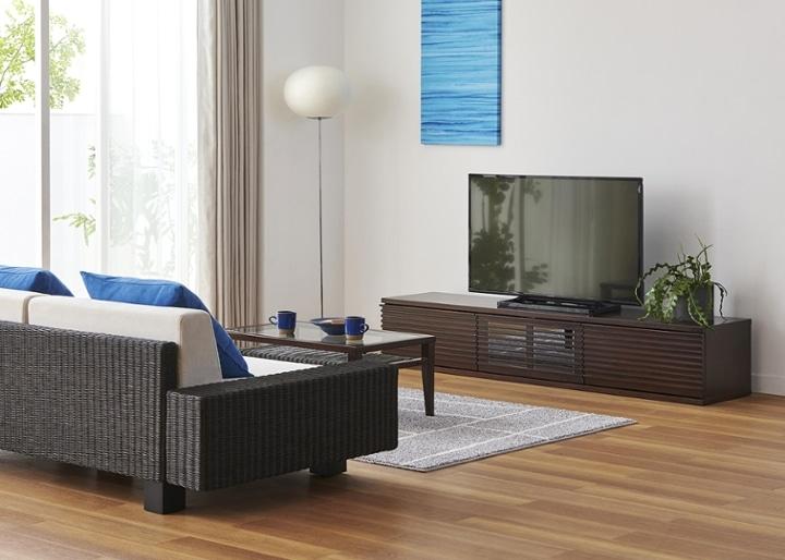 ルーバー・テレビボードv02 L:画像9