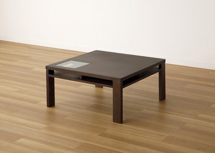ガラス・ローテーブル 800×800:画像13