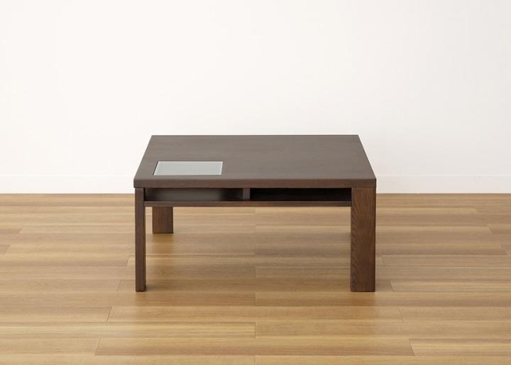 ガラス・ローテーブル 800×800:画像14