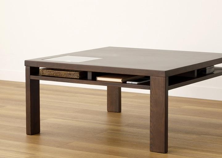 ガラス・ローテーブル 800×800:画像20