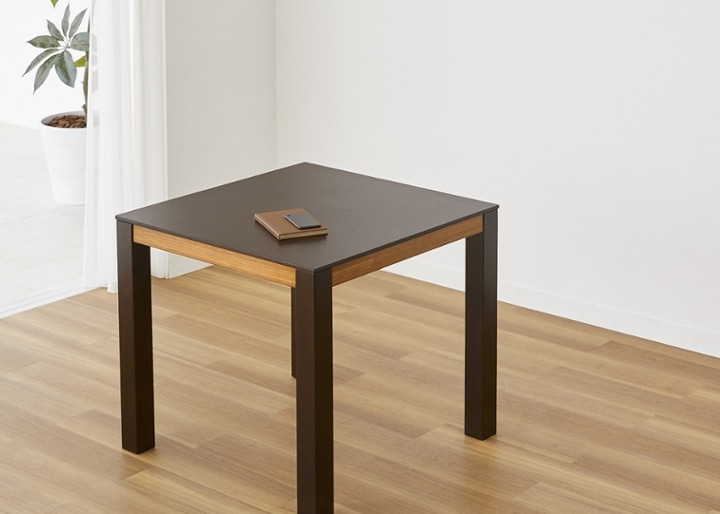 バンブー・ダイニングテーブルv02 800:画像9