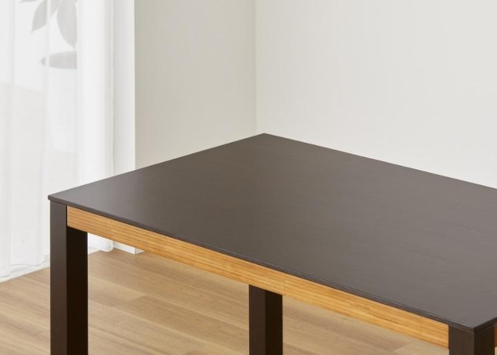 バンブー・ダイニングテーブルv02 1400:画像15