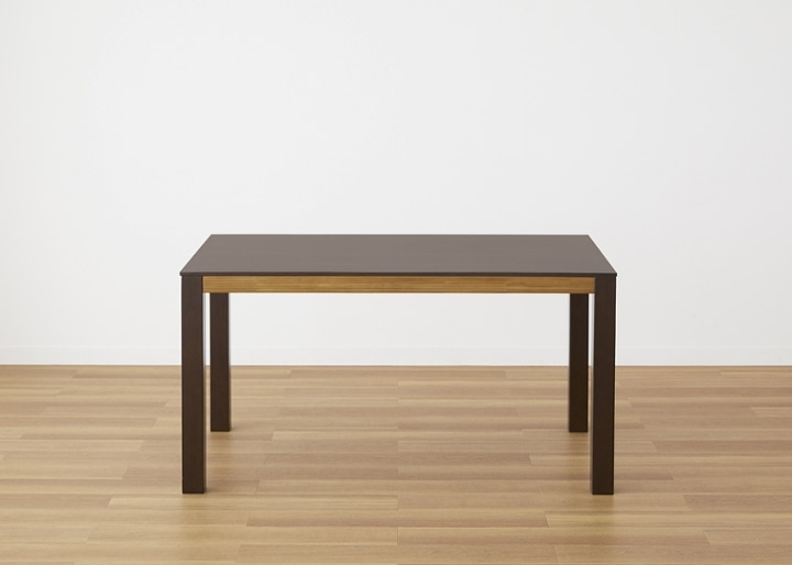 バンブー・ダイニングテーブルv02 1400:画像8