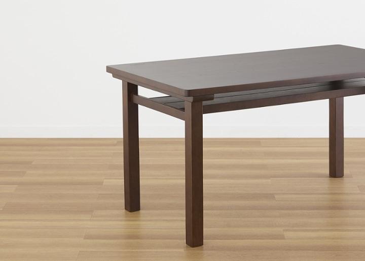 ムク・ダイニングテーブル 1450:画像18