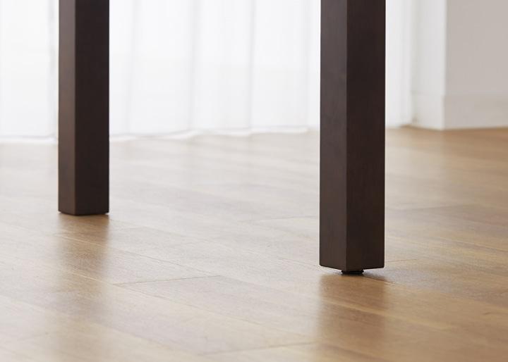 ムク・ダイニングテーブル 1450:画像21