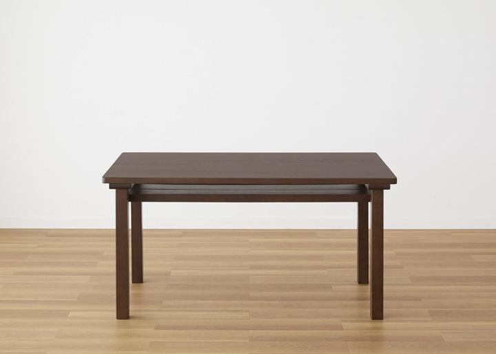ムク・ダイニングテーブル 1450:画像8