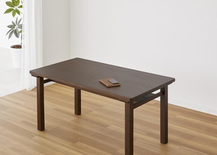 ムク・ダイニングテーブル 1450:画像9