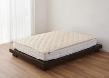 ウォッシャブル・合繊・ベッドパッド