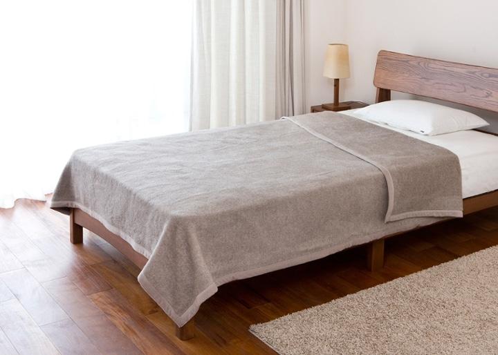 カシミヤ毛布:画像1