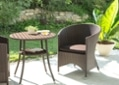 ガーデン・ラウンジチェア用座面クッション:画像1