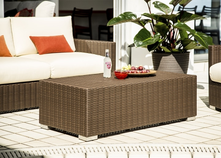 ガーデン・ソファテーブル:画像1
