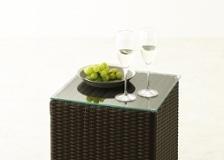 ガーデン・テーブル&スツールv02用天板ガラス