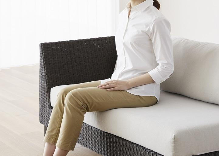 ラン・コンパクトソファ v05 コーナーセット (ラタン):画像45