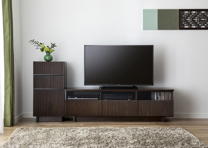 レン・テレビボードv03 v01 セット:画像1