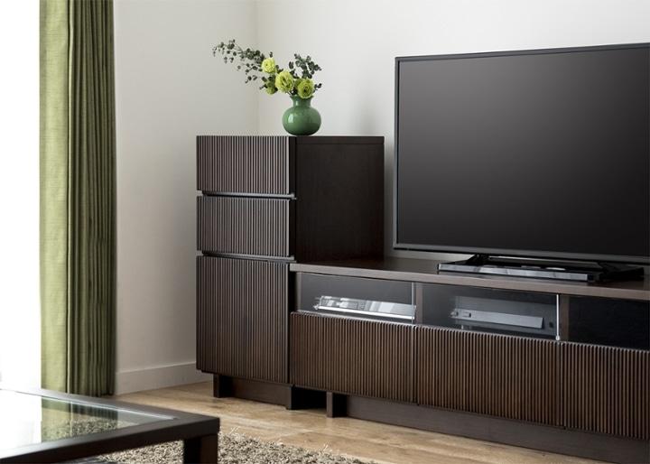 レン・テレビボードv03 v01 セット:画像3